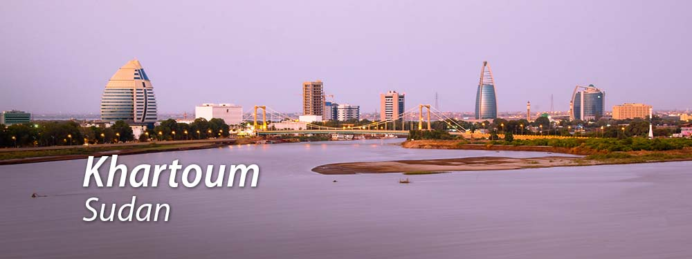 Khartoum New Intl Airport